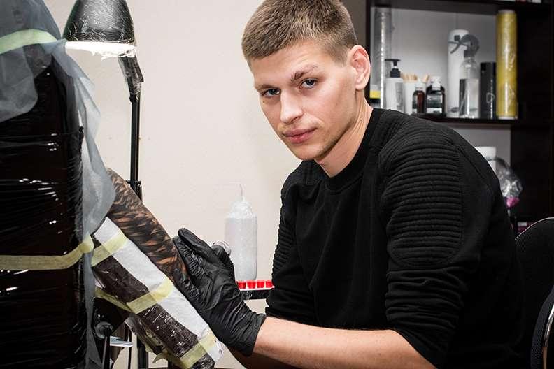 Дмитрий Щеголев