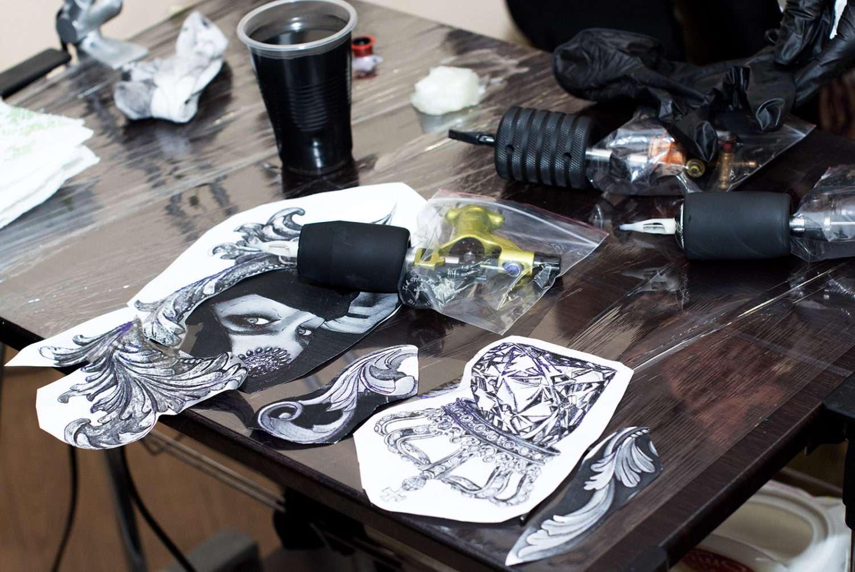Free Art Tattoo