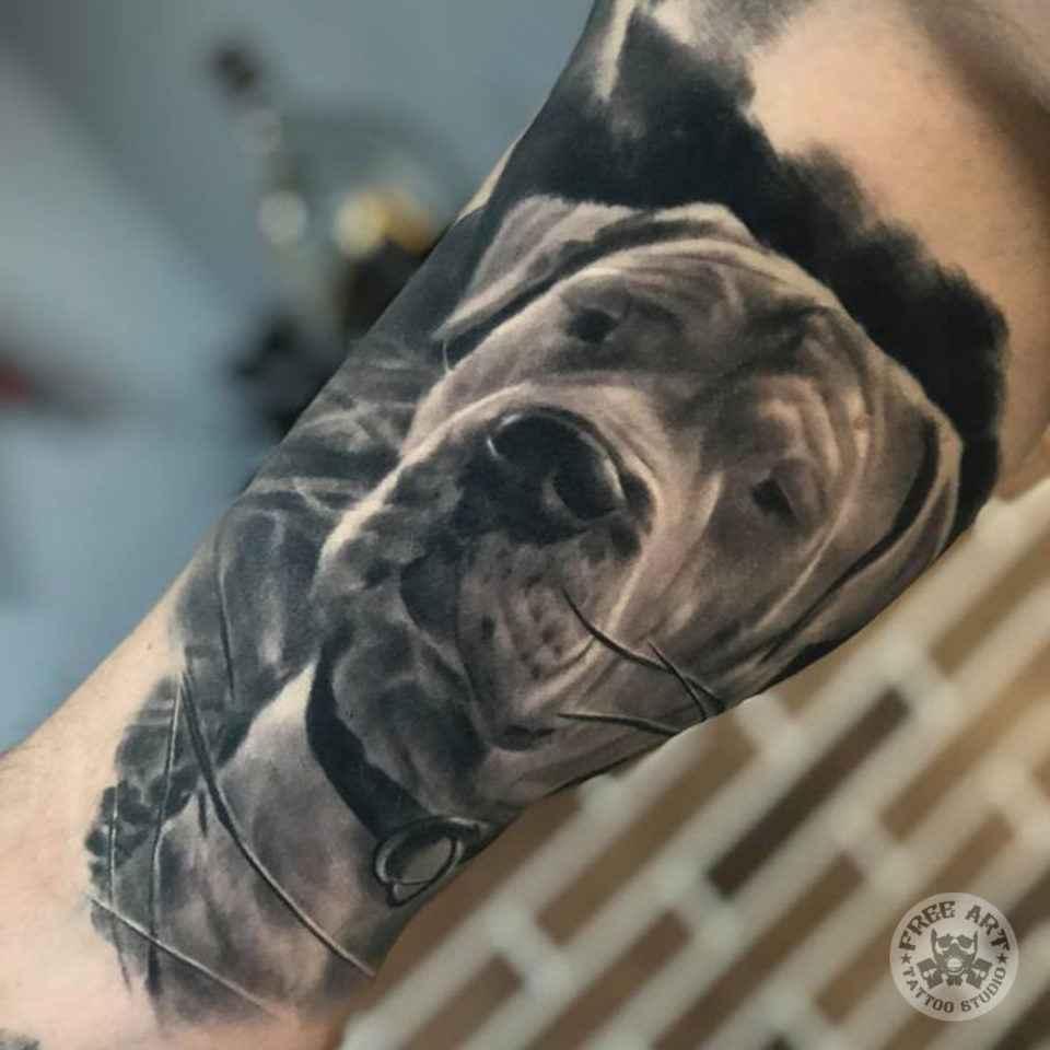 Дмитрий Трасковец Free Art Tattoo